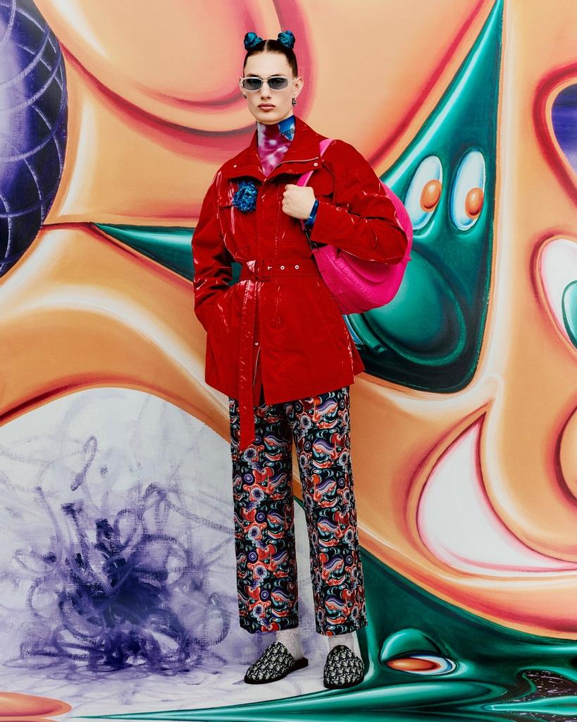 Diorの5月6日のツイッター画像