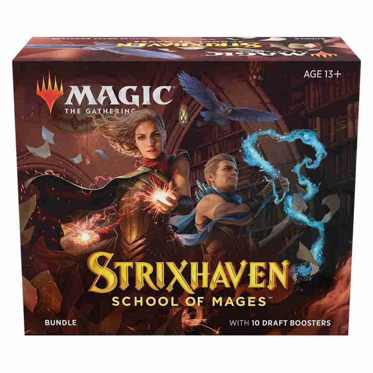 test Twitter Media - A little editing mishap on #mtgaction4news so the giveaway didn't make the cut. BUT we are excited to announce @RMcKenzi3 won the April giveaway of a #StrixhavenYearBook bundle from @LevelOneShop and pair of @CMDTower sleeves/playmat  Thanks for being a supporter! https://t.co/YGwbO5vcZE