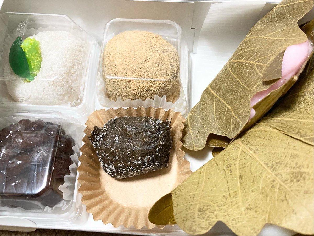 test ツイッターメディア - 水戸に来たら絶対の木村屋の和菓子。特に''水戸の梅''は別格である。 https://t.co/m6SJvghCF1