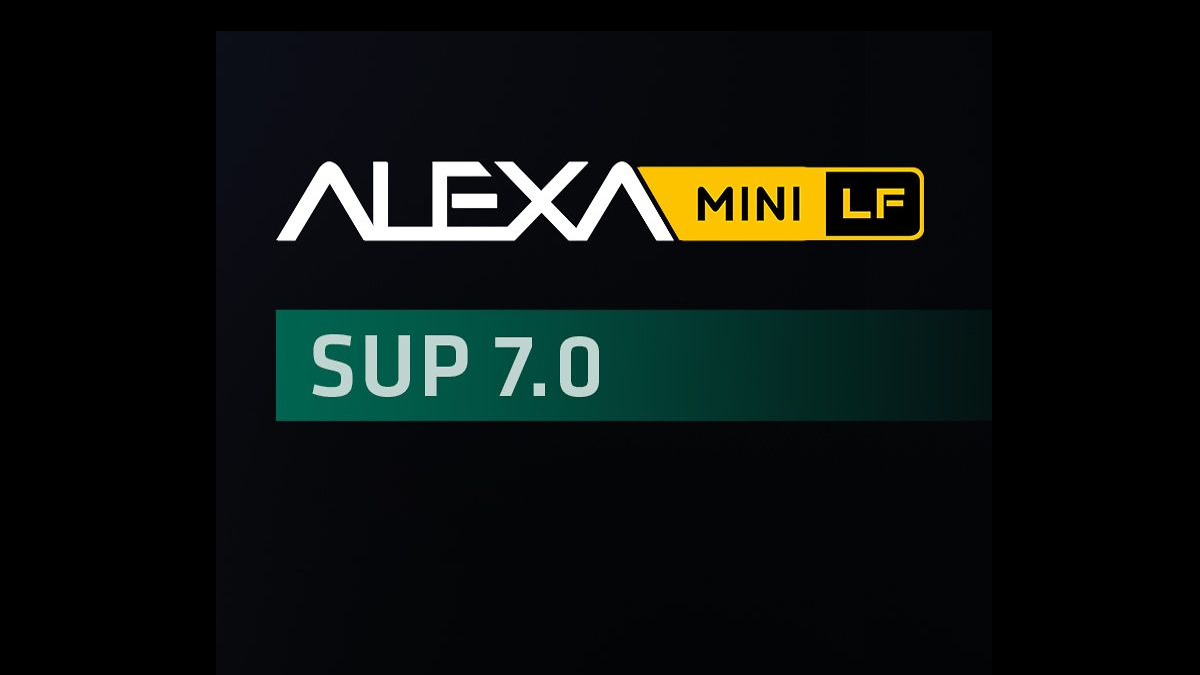 ARRI adds Super 35 recording along with a host of new features to the ALEXA Mini LF with SUP 7.0. More info at the link below: