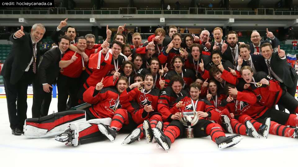 test Twitter Media - Congratulations to Team Canada 🇨🇦 and @RouletteConner for winning gold at the U18 World Championship.   You have made Misipawistik Cree Nation, Sandy Bay First Nation and your entire province proud! I wish you the best of luck with the upcoming @nhl draft! https://t.co/rLV4wGUfP9