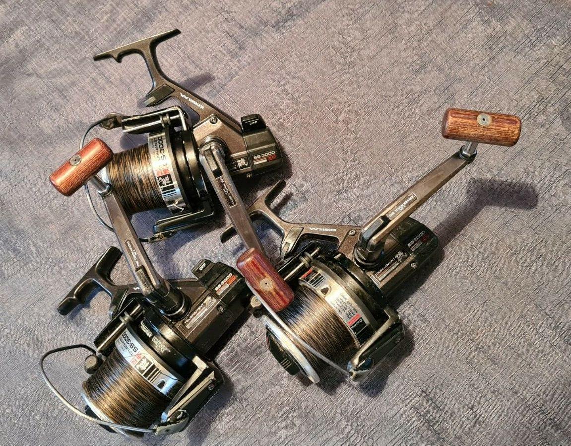 Ad - Daiwa SS3000 <b>Reel</b>s On eBay here -->> https://t.co/kgCANTgYfw  #carpfishing #fishin
