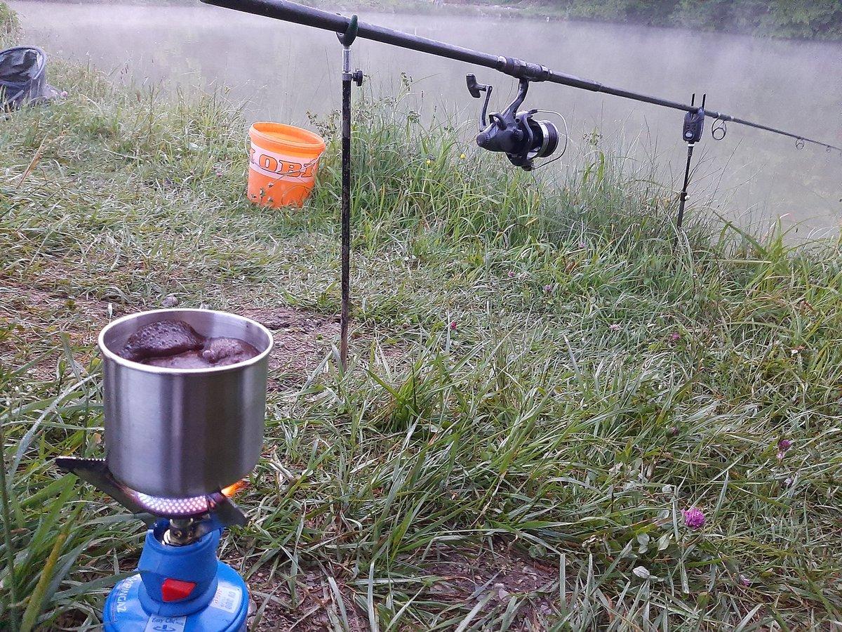 Good morning, tight lines 💪💪💪  #carp #fishing #carpfishing #fishinglife #angling #<b>Ribolo