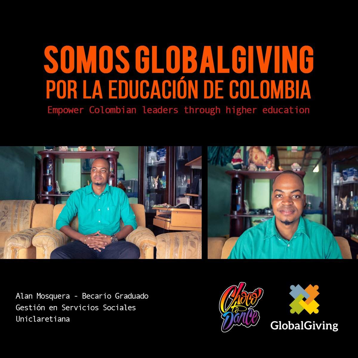 test Twitter Media - Recuerda que estamos en @GlobalGiving apostándole a la educación de #Colombia, porque queremos brindarles a nuestros jóvenes #estudiantes la oportunidad de continuar sus estudios superiores. https://t.co/Lddr2P8HkJ https://t.co/npZnBKuvqI