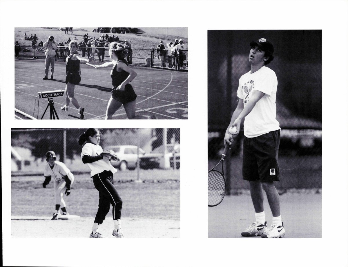 test Twitter Media - Look at this handoff from 1996! #WesArchives #OllaPodridas #WesThroughTheYears #WesReunion https://t.co/a9e14lRxEj