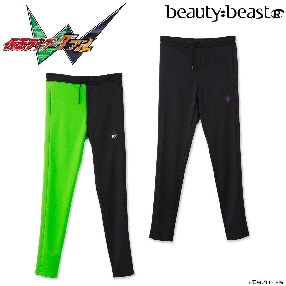 test ツイッターメディア - #仮面ライダーW × beauty:beast(ビューティビースト)  山下隆生がデザインする「beauty:beast」と「仮面ライダーW」のコラボレーション企画。 「beauty:beast」は、90年代のファッション・シーンを代表するブランド。  詳細はこちら⇒https://t.co/ZIxTHrqxod https://t.co/gC2BuNmfIn