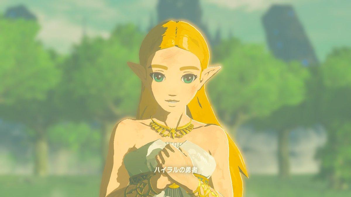 test ツイッターメディア - 姫さまと再会…… 20年以上前にプレイした「時のオカリナ」の最後のシーンを思い出します…T-T #ゼルダの伝説 #ブレスオブザワイルド #BreathoftheWild #NintendoSwitch https://t.co/4VEDsLjjWO