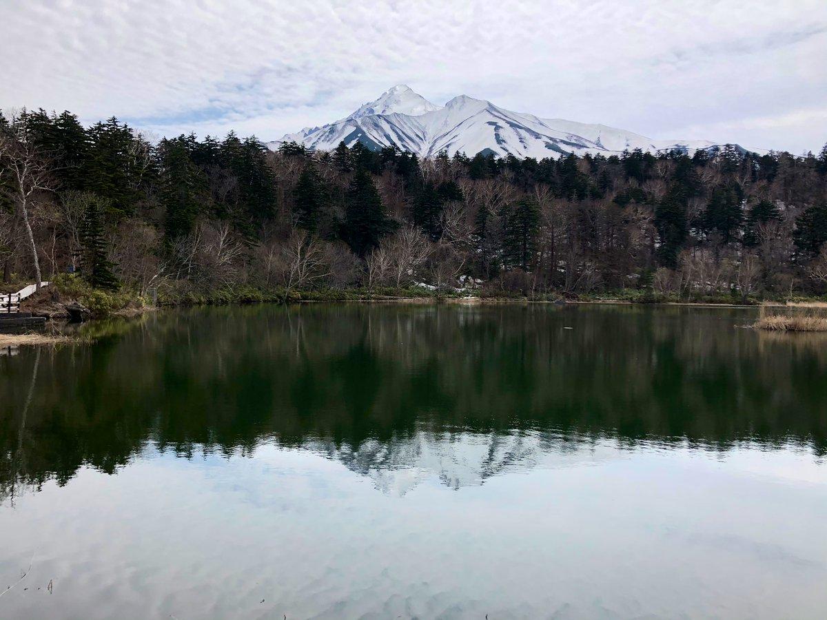 test ツイッターメディア - 白い恋人の山🏔 https://t.co/zhC5jBHWkc