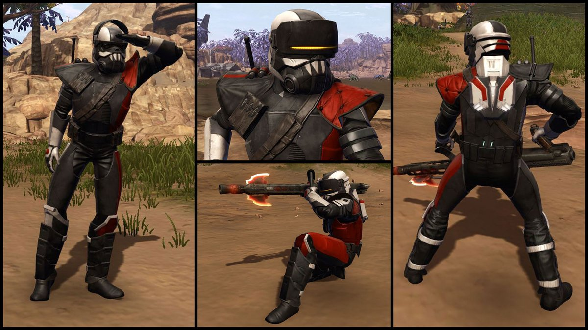 test Twitter Media - Enhance your style with our latest additions to the Cartel Market! You can now purchase Bad Batch-inspired items such as the Tactical Ranger's Armor Set, Elite Forces Helmet Bundle, and WLO-RX1 Assault Tank Mount! https://t.co/gKmErB8qCL https://t.co/6OTDKHsLyU