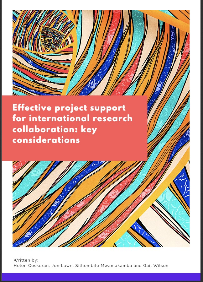 test Twitter Media - Project support is essential in ensuring successful international research partnerships.   Project managers from 3 @GCRF funded projects including our own @jonlawn, share insight from 14 large-scale #interdisciplinary research collaborations   Read here👇  https://t.co/s93wBXQTyk https://t.co/HvwBHlWRaR