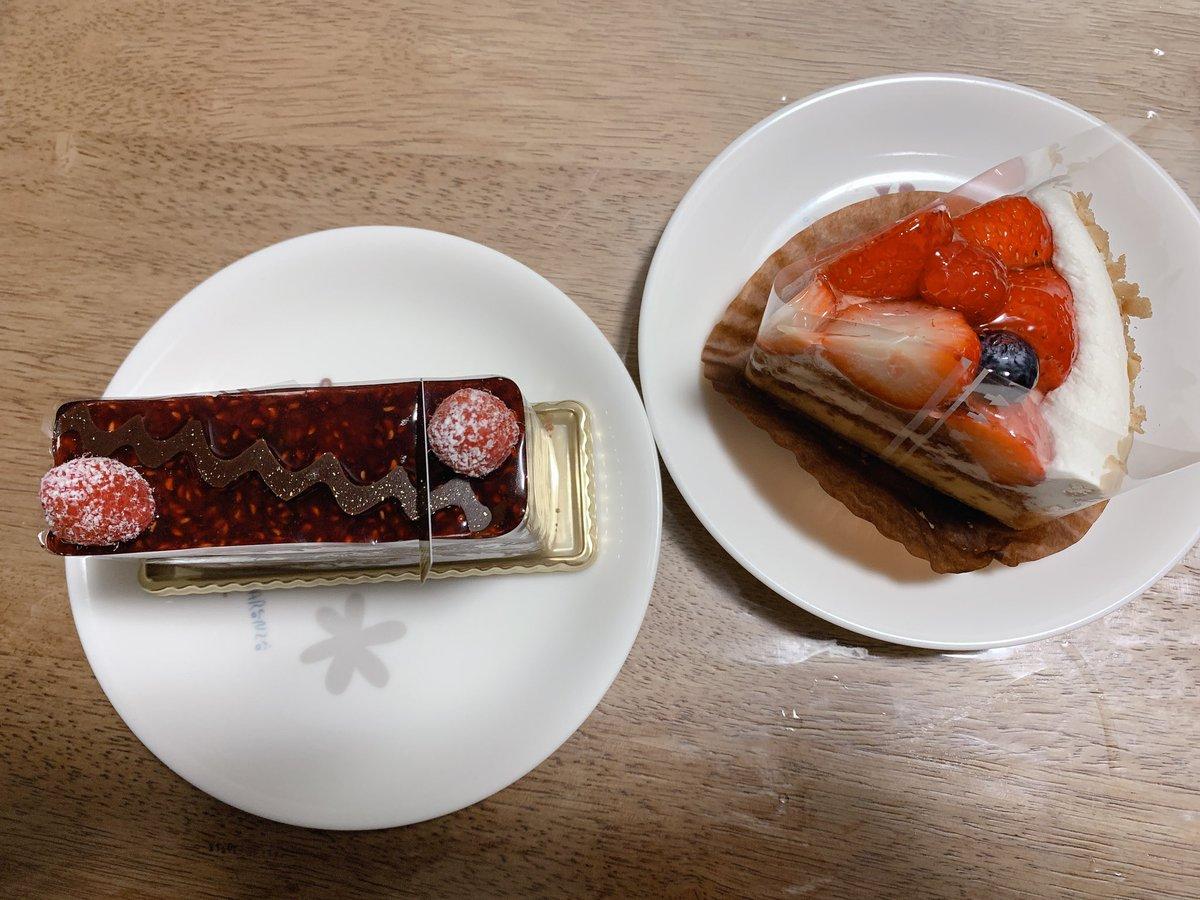 test ツイッターメディア - 牛フィレステーキとお寿司盛り合わせを買い、プレゼントにいただいた日本酒シャンパン。あれ?今日は私の誕生日なのに、旦那はラッキーだな。ケーキは買ってきてくれました。 https://t.co/MkKqAjb7Wo