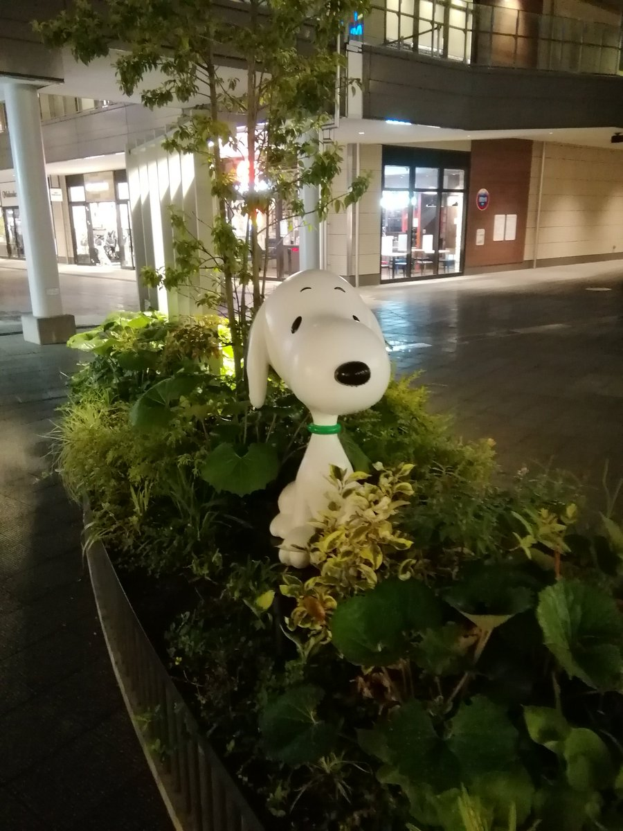 test ツイッターメディア - 南町田 スヌーピーミュージアムも映画館も休業中 https://t.co/JgYb285LTz