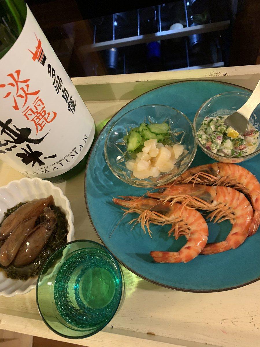 test ツイッターメディア - 今日は暑かった。東京都多摩の地酒・石川酒造の多満自慢(たまじまん)で元気回復💪😋 https://t.co/4EO62WfTsT