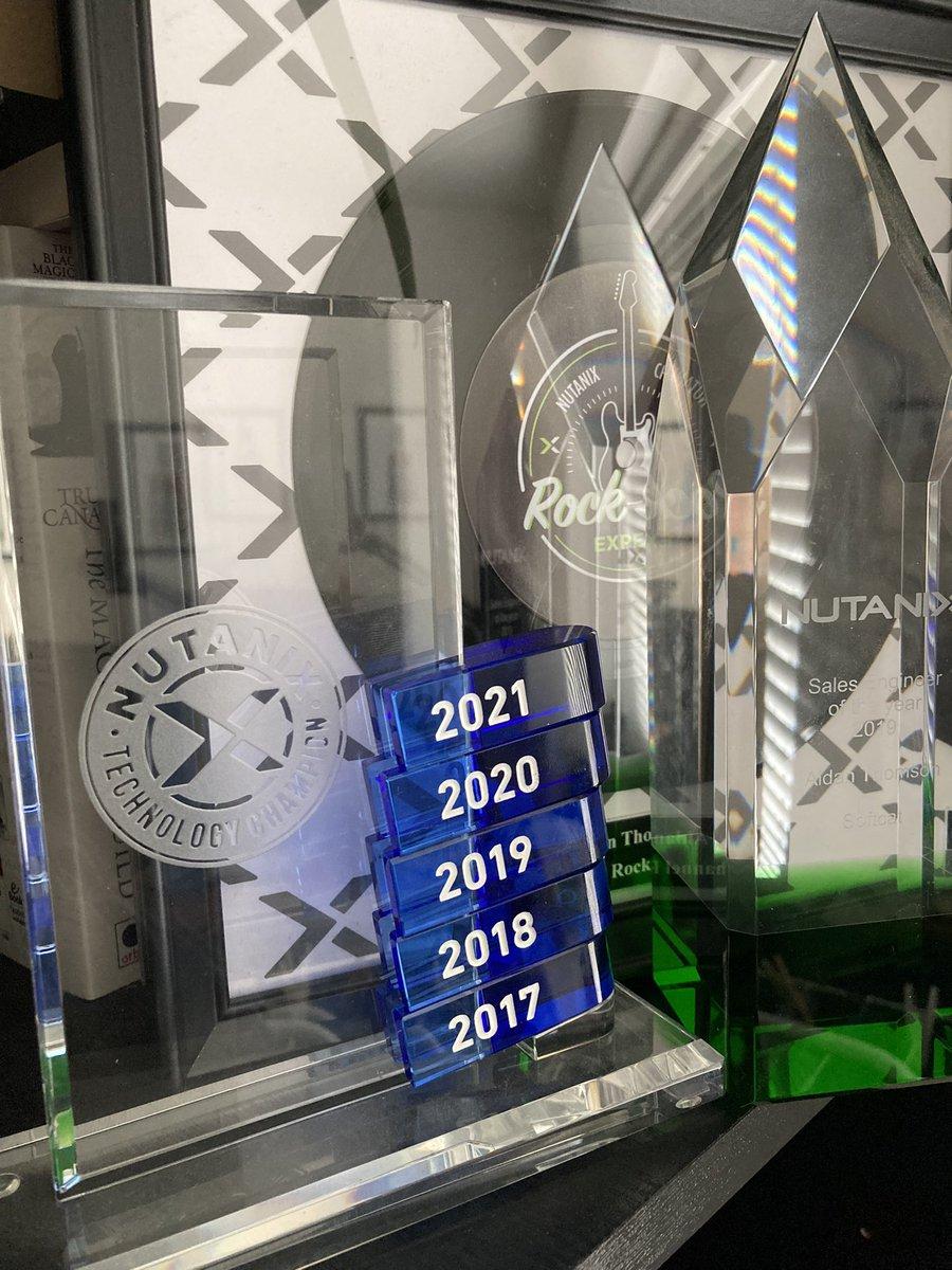 test Twitter Media - 5x Nutanix Technology Champion clips. Thank you @nutanix @AngeloLuciani https://t.co/jZqEnmbTiI