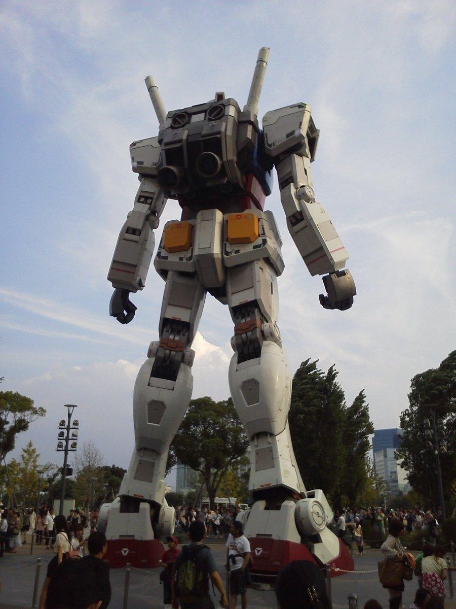 test ツイッターメディア - お台場 ガンダム  2013年9月撮影  今は横浜で公開されている 動くガンダムも魅力的なのですが フォルムはこちらの方が好きです。 特に再公開のビームサーベルなしのポージングが決まってます! https://t.co/TQcXKSx9bo