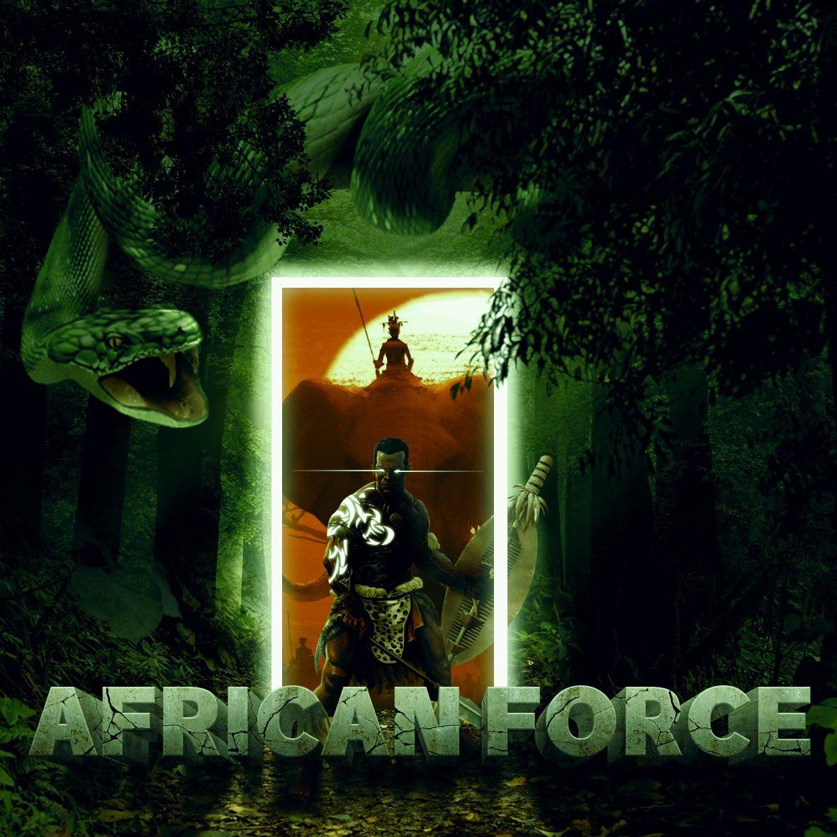 muhammedrigal: My new design African forcen#adobesummit #photoshop #digitalart https://t.co/zec4vtSbgW