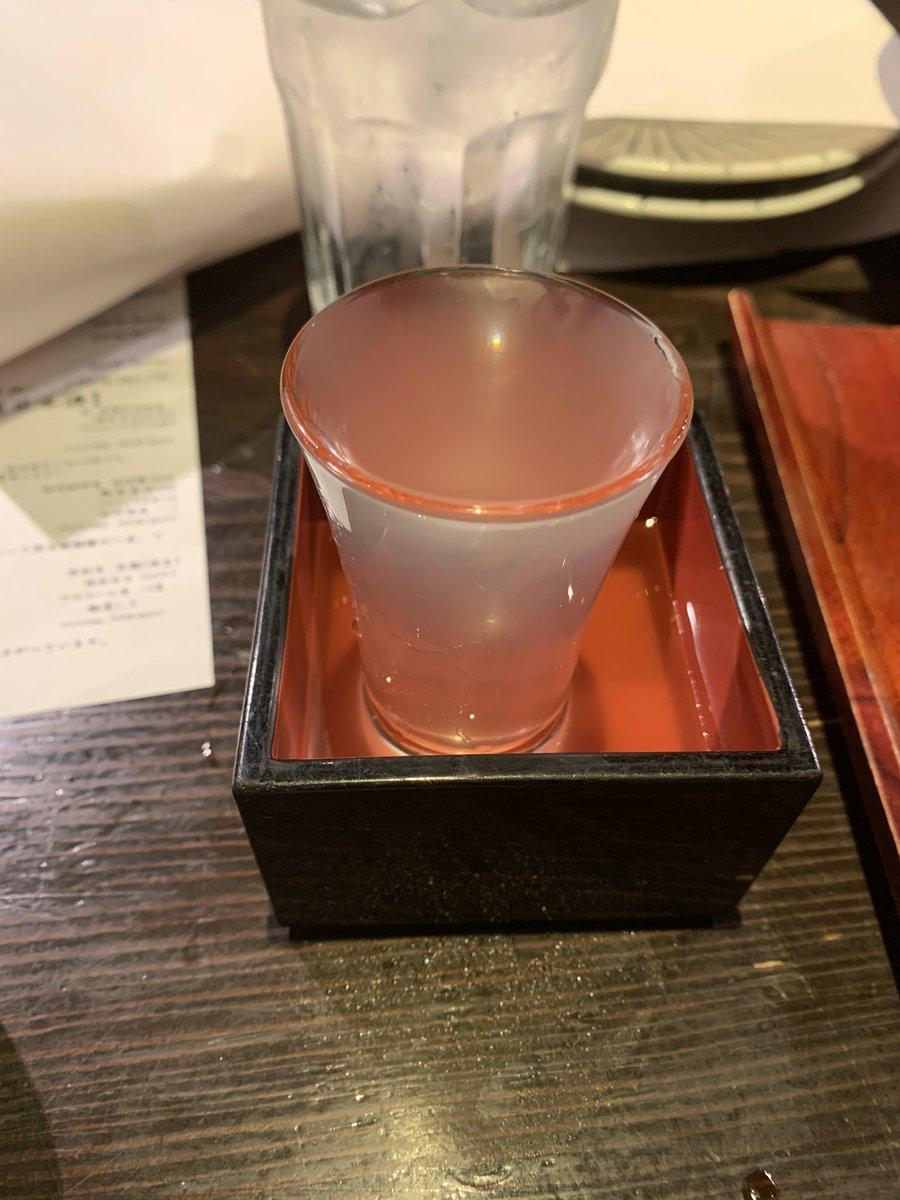 test ツイッターメディア - 普通に日本酒あった🍶🇯🇵  てか店員さんが可愛い、佐藤栞里みたい、モニタリングだろこれ https://t.co/Iy7w1q6v6l