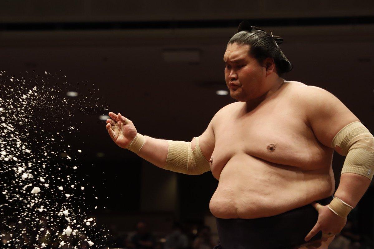 test ツイッターメディア - <九日目の様子> 幕内取組。 照ノ富士(9勝) 叩き込み 髙安(6勝3敗) 髙安戦、約4年ぶりの白星。  #sumo #相撲 #五月場所 #夏場所 https://t.co/Zky209s6JO