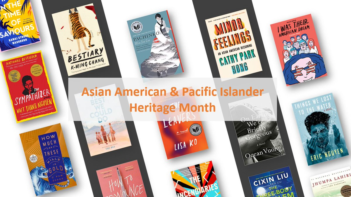 test Twitter Media - Join the Trinity College librarians in celebrating Asian American and Pacific Islander Heritage month by exploring this collection of books that spotlight the diversity and resilience within Asian American and Pacific Islander communities. https://t.co/M2mKUxraId https://t.co/fXLTTWJv9n