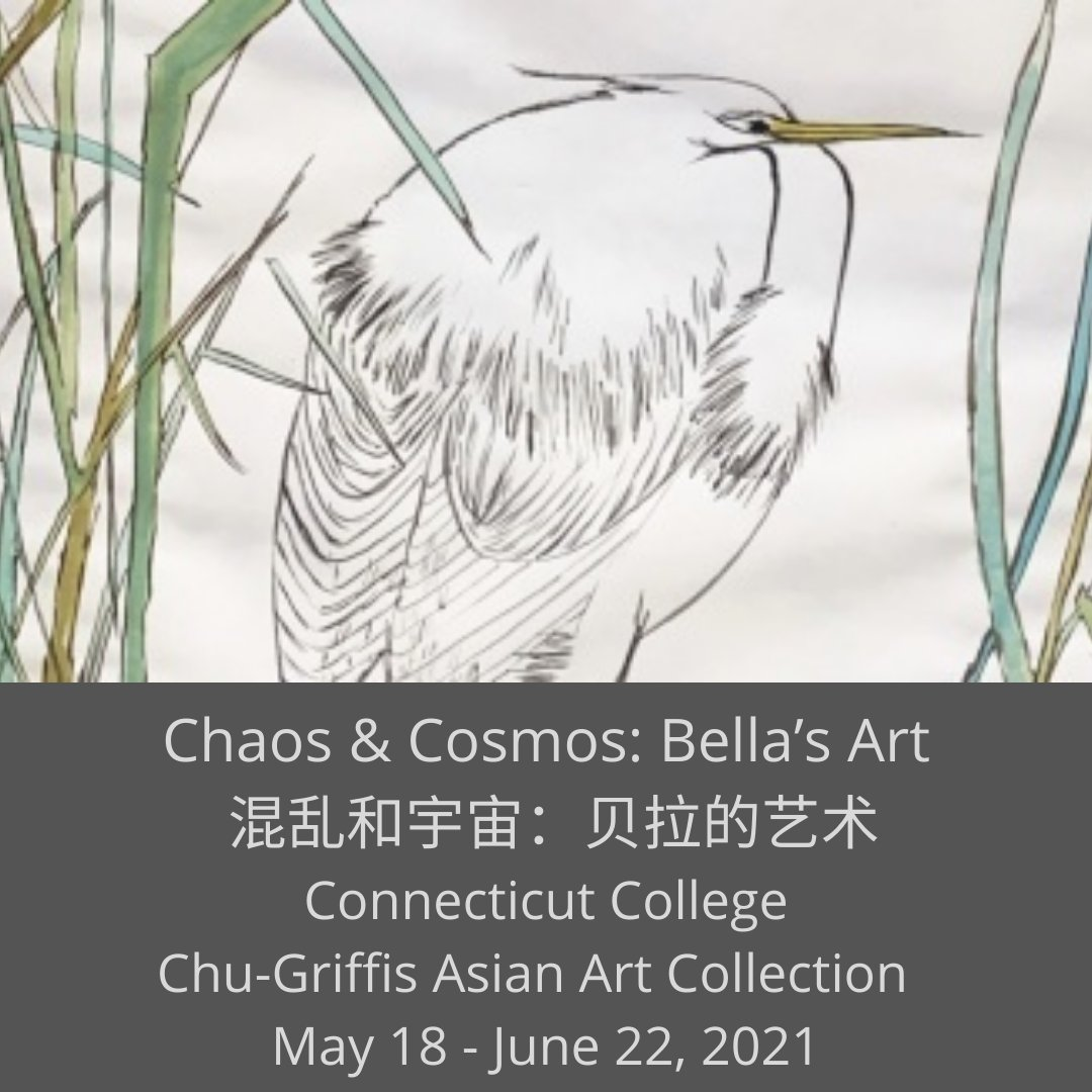 test Twitter Media - The Chu-Griffis Asian Art Collection at Connecticut College is pleased to host a small online exhibition showcasing Isabella Anna Di Scipio, a graduating senior double majoring in Art History and Italian Studies.  https://t.co/5dkQxhfy9D https://t.co/d2MfRSxUQn