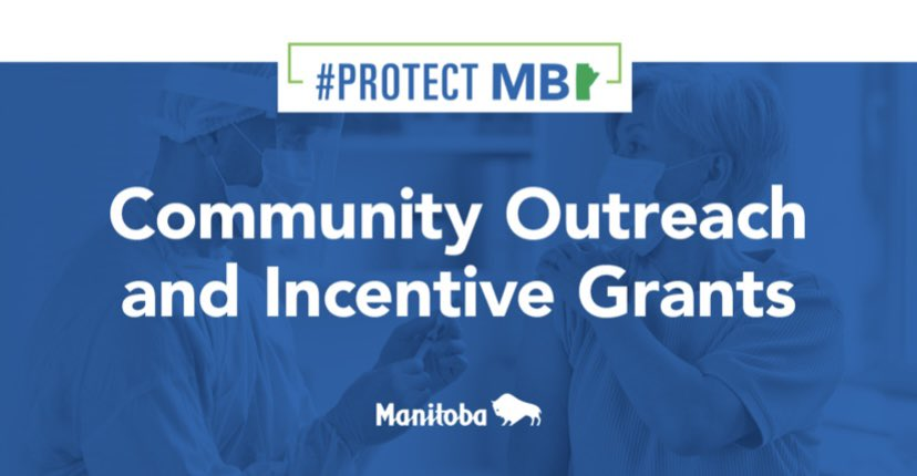 test Twitter Media - The ProtectMB Community Outreach & Incentive Grants will offer funding of up to $20,000 to MB organizations, ensuring that all Manitobans have vaccine accessibility & information needed to keep our province protected from #COVID19. Book your vaccine today! https://t.co/x0UUqJmBej https://t.co/6DXfwWpfJ0