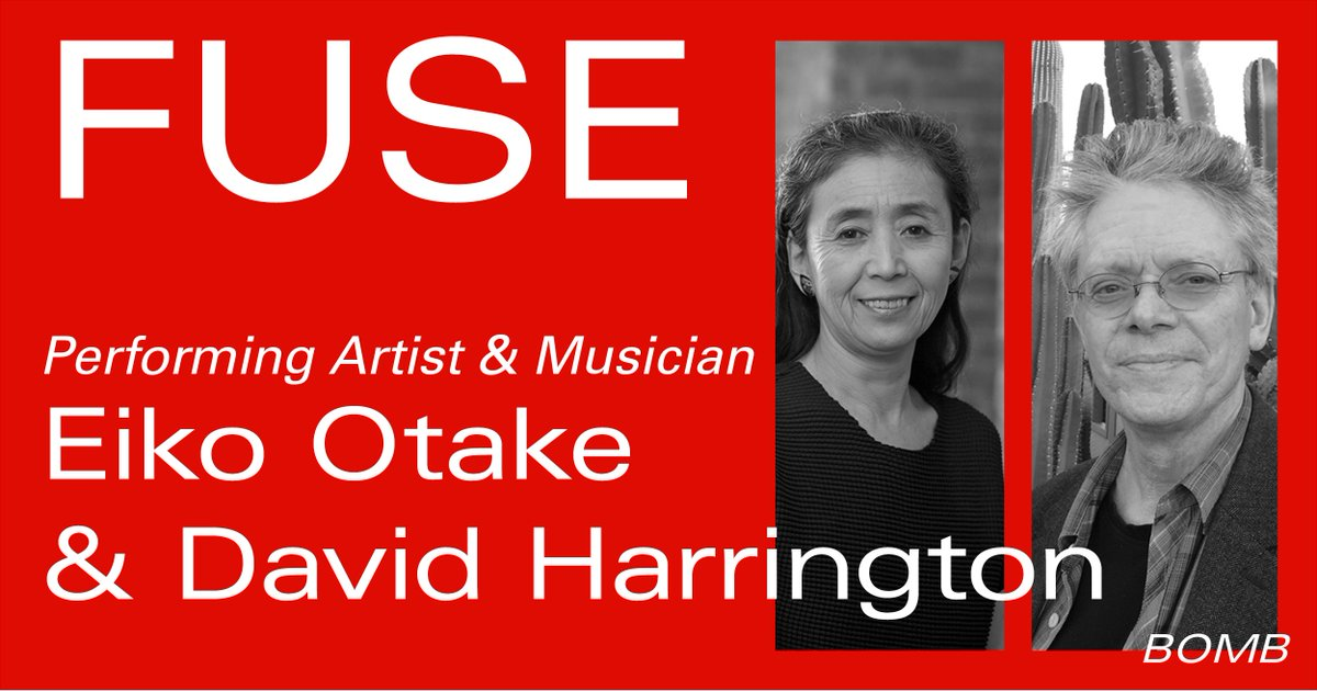 test Twitter Media - S2 of FUSE: A @BOMBmagazine Podcast is here! Check out the conversation between movement artist Eiko Otake (A Body in Fukushima) and Kronos Quartet's David Harrington. #FUSEaBOMBPodcast #Eiko #KronosQuartet #PerformanceArt #Dance #Fukushima #ABodyInPlaces https://t.co/QuNytCzBbI https://t.co/wHSxKRWkZQ