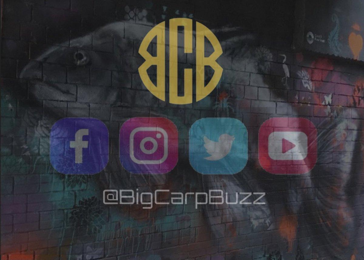 Find us on Facebook, Instagram, Twitter and Youtube. #BigCarpBuzz #Carp #CarpFishing #Fishing https: