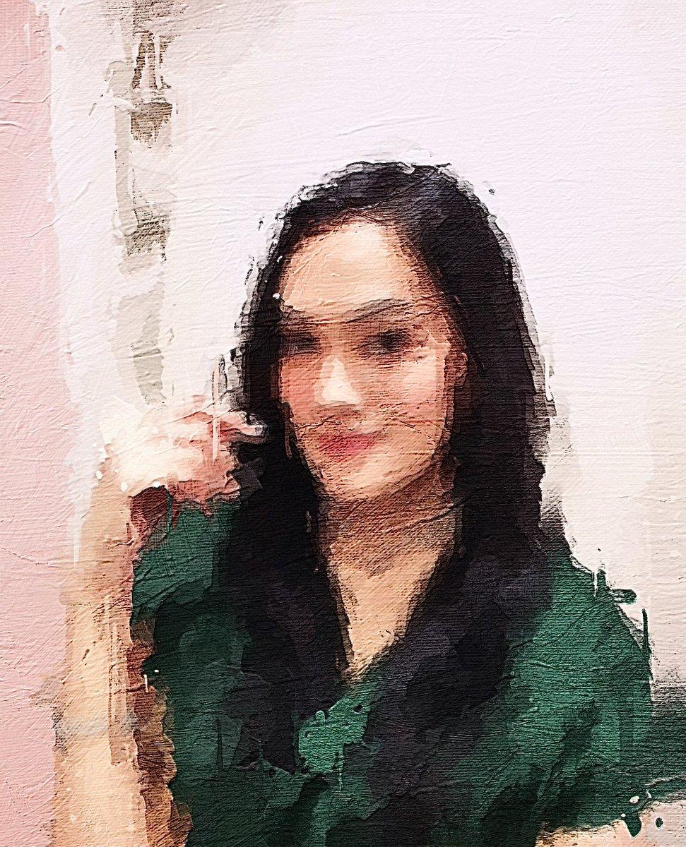 ArfZulfikar: Kali pertama: Oil Painting of My Rose @zatadini🌹nn#Portfolioday #LetsTalk #AdobeSummit#EuroVision https://t.co/Oyt9hdB0oR
