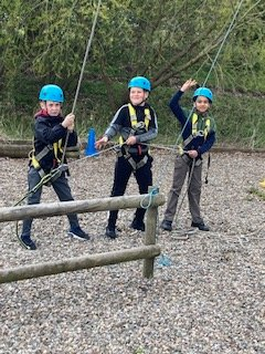 test Twitter Media - Recently Y5 have been attending Aztec Adventure @aztecadventure1 with sports premium money. Getting out of their comfort zone behind a school desk. Fun was had by all. Group 1 https://t.co/wCjZFHtuAg
