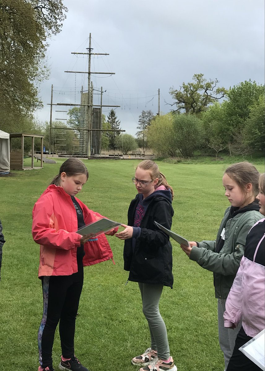 test Twitter Media - Recently Y5 have been attending Aztec Adventure  @aztecadventure1  with sports premium money. Getting out of their comfort zone behind a school desk. Fun was had by all. Group 2 https://t.co/pCtqATRGSG
