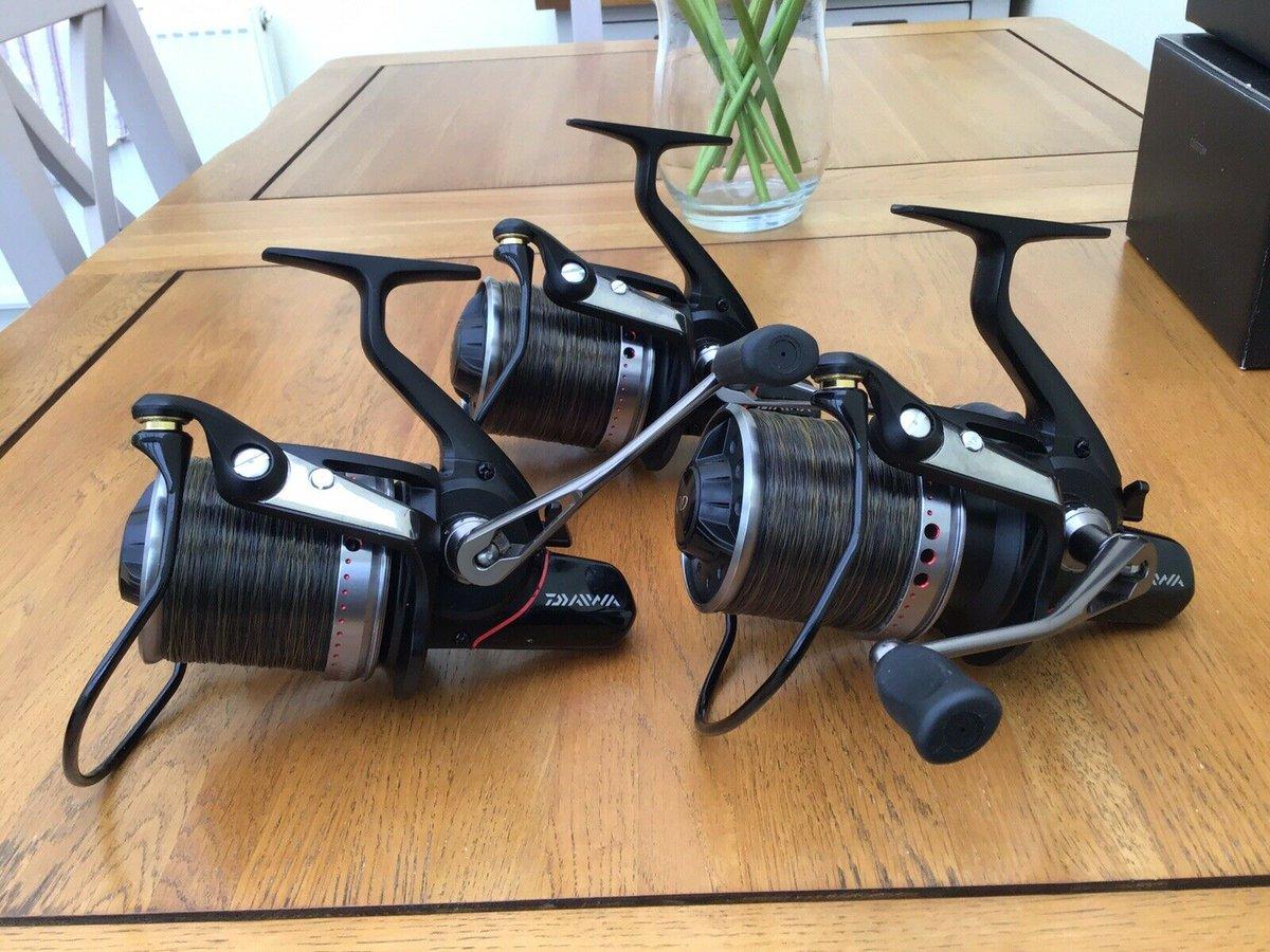 Ad - Daiwa DCR2 Custom Basia x3 On eBay here -->> https://t.co/bHrTRivWqK  #carpfishing #fishi