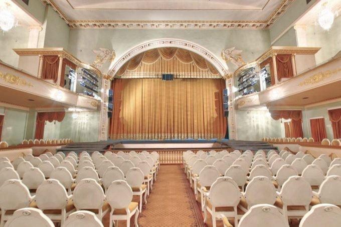 Théâtre de Comédie Musicale de Saint-Pétersbourg