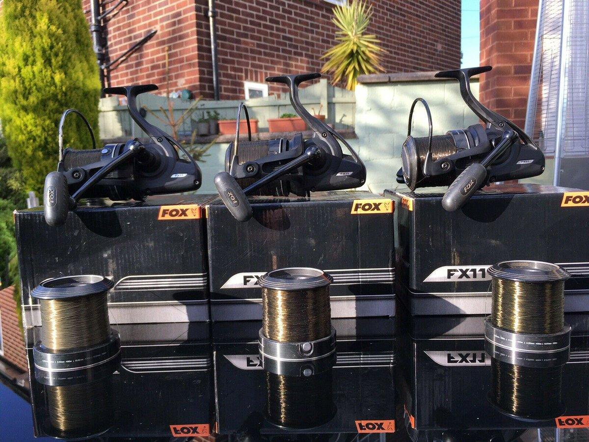Ad - Fox FX11 Big Pit Reels On eBay here -->> https://t.co/K9f0zFIpop  #carpfishing #fishingta