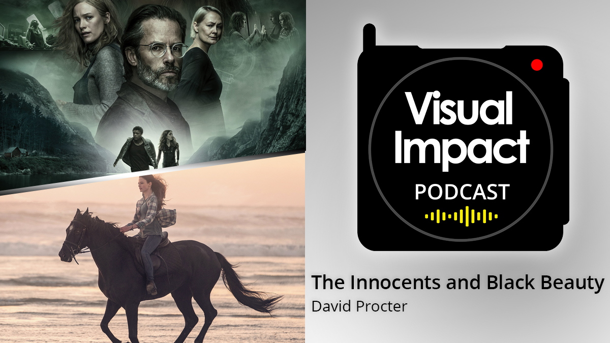 Listen to the latest episode of The Visual Impact Podcast at the link below: