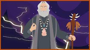 test Twitter Media - LSKC@Newsround Miranda & Ferdinand react to the shocking news of Prospero being a wizard. He can see and speak to sprites! Miranda is so shocked! #youreawizardprospero #TheTempest https://t.co/IecdfSByxC