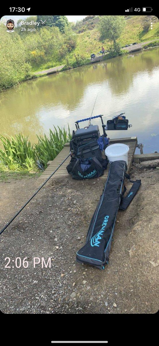 Finished work early, straight on the <b>Bank</b>!!!  #fishing #carpfishing #matchfishinguk #aston ht