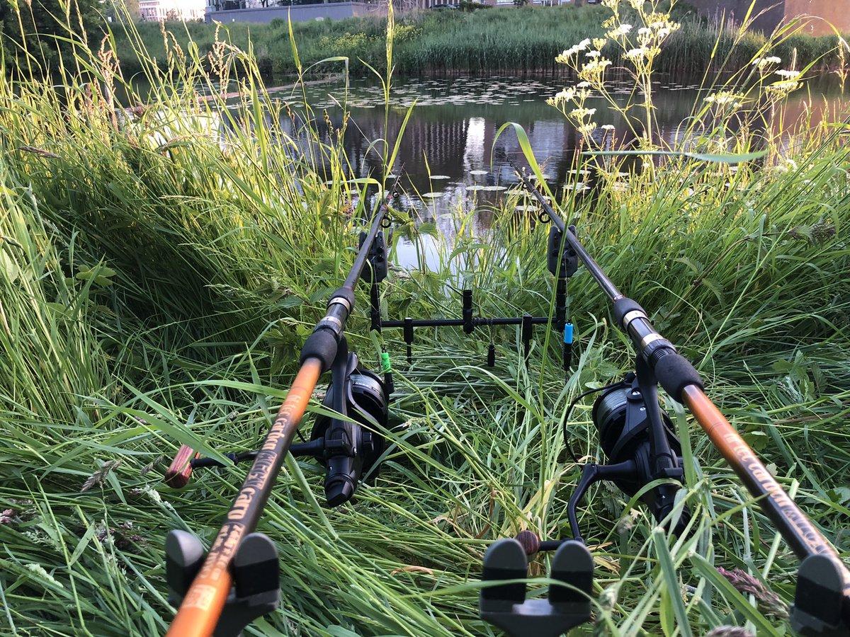 Traps are set! 🎣🎣 #carp #carpfishing @fishing #karper #<b>Karpervissen</b> https://t.co/i3zRVG