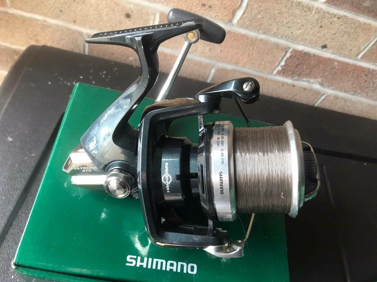 Ad - Shimano Ultegra 5500 XTC Pit Reels x3 On eBay here -->> https://t.co/qZ3FvXjlS6  #carpfis