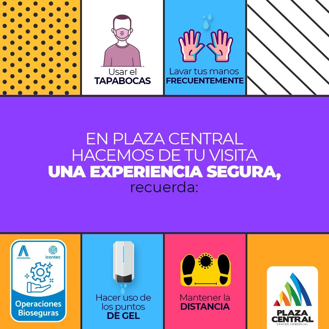 Plaza Central Centro Comercial