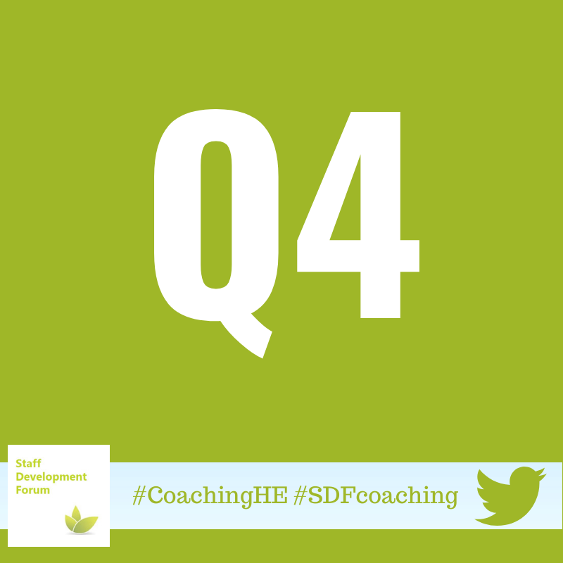 test Twitter Media - Q4) What other improvement or change activities could benefit from a coaching approach? How would a coaching approach help? Remember adding the hash-tags #CoachingHE #SDFcoaching https://t.co/coBeQHa8jb