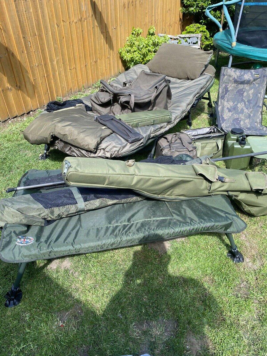 Ad - Full Carp Fishing Setup For Sale On eBay here -->> https://t.co/XduXTdcwT9  #carpfishing