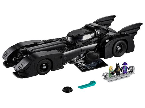 test Twitter Media - Prijsverlaging! Lego 1989 Batmobile™ (76139).  Nu €212.99 (-€16.01, RRP -15%)  Bouw met LEGO® stenen alle rondingen van de beroemde 1989 Batmobile™ en zet het model neer als oogverblindende blikvanger!  https://t.co/f2MaOVKUzn https://t.co/sDs1LwYXMs