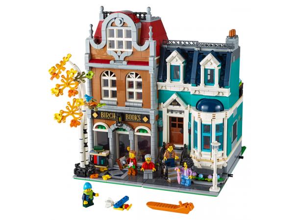 test Twitter Media - Nieuwe aanbieding voor Lego Boekenwinkel (10270).  Nu €138.99 (-€10.01, RRP -13%)  Bouw een bijzondere boekenwinkel met een modulair herenhuis en geef ze een ereplaatsje  https://t.co/pu2z2Ax6H0 https://t.co/W40S2XP9Sl