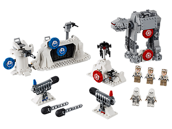 test Twitter Media - Een lagere prijs gevonden voor Lego Action Battle Verdediging van Echo Base™ (75241).  Nu €56.99 (-€8.00, RRP -12%)  Bouw en speel met dit leuke LEGO® Star Wars™ Slag om Hoth actiespeelgoed!  https://t.co/lp2XrUg1Ud https://t.co/5CZ0siE6LR