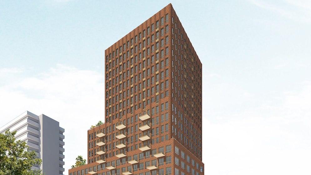 test Twitter Media - Bouw woontoren aan Martinus Nijhofflaan Delft van start: De toren omvat 260 woningen van dertig tot 85 vierkante meter groot en is bestemd voor jonge werkenden, laat ontwikkelaar VORM weten. Groosman is verantwoordelijk voor het ontwerp. https://t.co/ivXeF50GHJ https://t.co/j6dhe4GBUJ