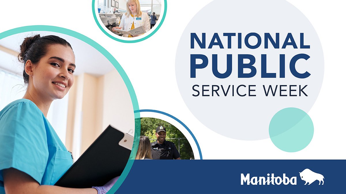 test Twitter Media - This week is #NationalPublicServiceWeek! We would like to take the time to recognize and thank all public servants who have pivoted during the pandemic to ensure all Manitobans have had continued access to programs and services. We thank you for your amazing work. #NPSW https://t.co/SKgndhhNzO