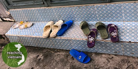test Twitter Media - Taking your shoes off outside a door is a common cultural habit in Vietnam. If we could only keep the dirt of life on the outside and keep our hearts clean, how much better would we be? Pray for Vietnamese to know God and His power to cleanse lives. #pray4vietnam https://t.co/0sdYG9MFWm