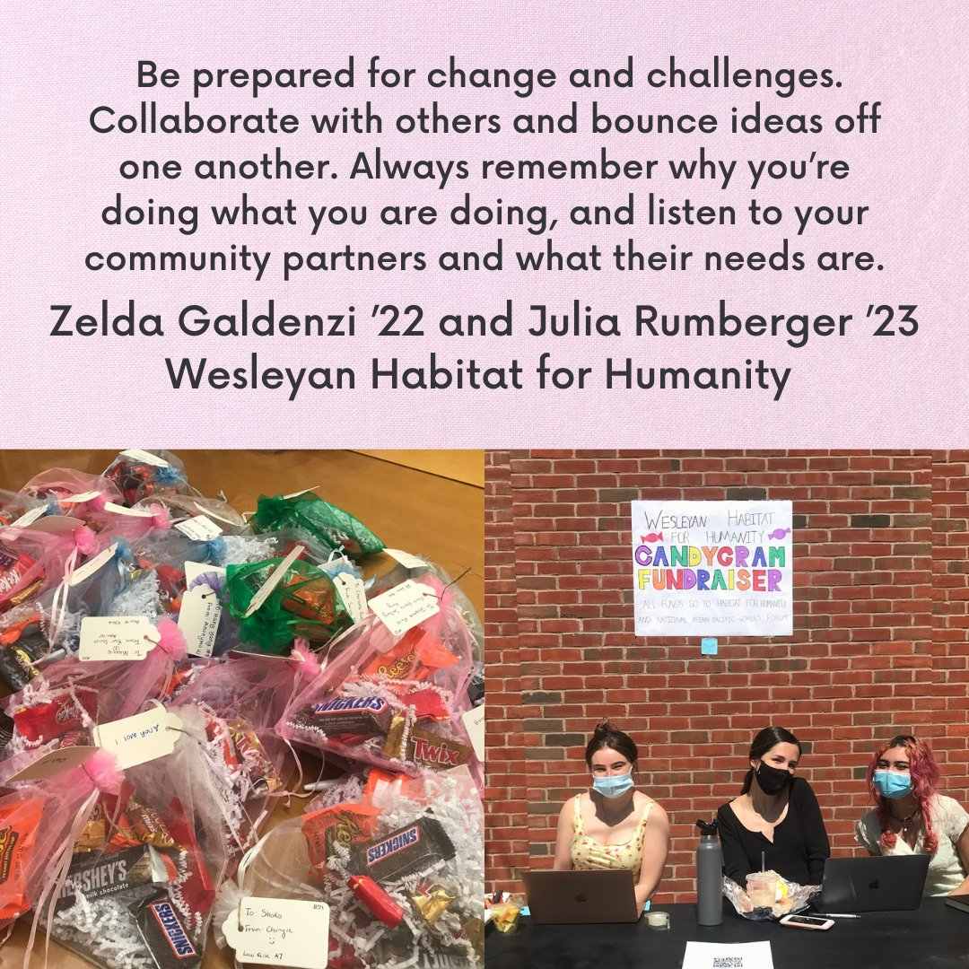 test Twitter Media - This spring, @wesleyan_u Habitat for Humanity used the JCCP Innovation Fund to create a Candygram fundraiser to support @middlesexhfh.  Read more about their experience:  https://t.co/P0xTYH5c9V https://t.co/PySI9gzIe5