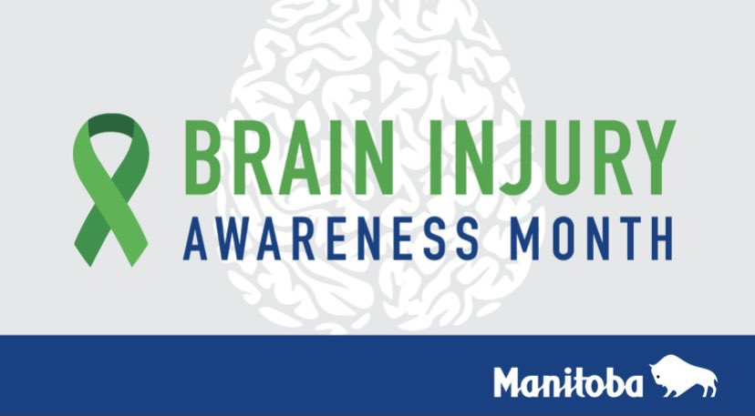 test Twitter Media - The month of June is Brain Injury Awareness Month. The theme this year is #MoreThanMyBrainInjury to help educate others about what it's like to live with a brain injury.  I commend @MBBrainInjury for their dedication and work towards helping those living with a brain injury. https://t.co/Km59y0iU7Q