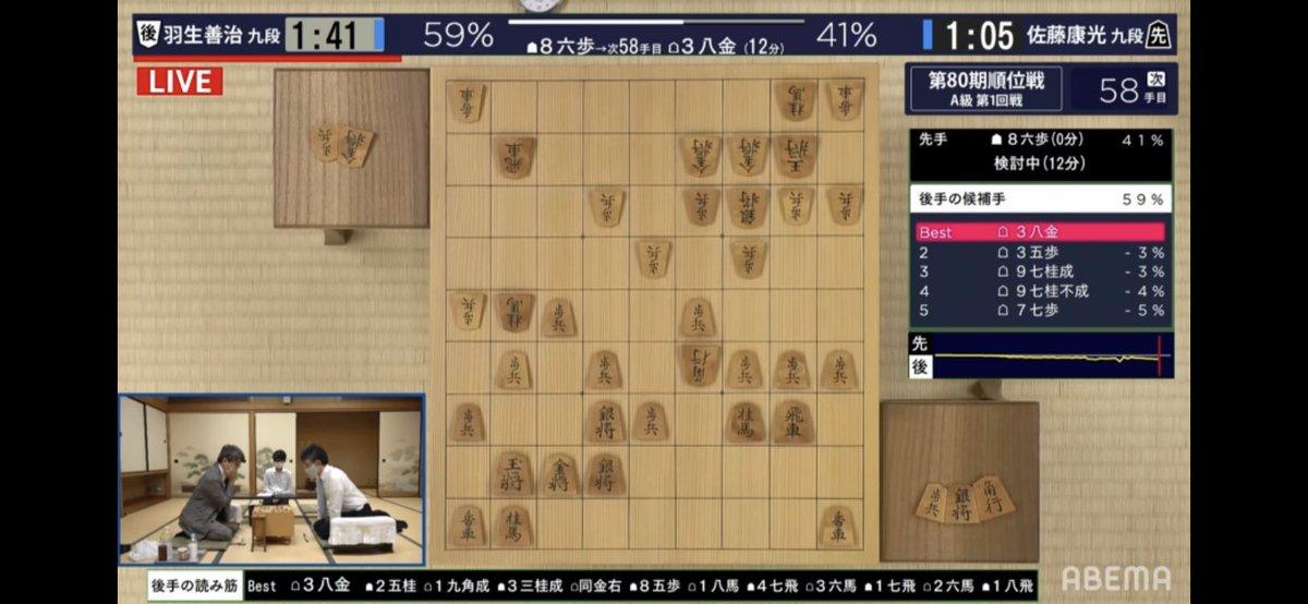 test ツイッターメディア - そして深夜1時過ぎくらいまで(予想)今年51歳の永世七冠王と、今年52歳の日本将棋連盟会長・永世棋聖のA級順位戦を解説無しでほぼ駒音とボヤキ()だけで見続けるんやで。最高にキマる…ヨヨジョも電気クラゲも千駄ヶ谷になって本当に良かった(関係ないだろw) https://t.co/yOZLAj8ln2
